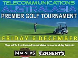 Telecommunications Australasia Premier Golf Tournament