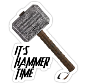 its hammer time_pic